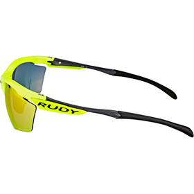 Rudy Project Agon Racing Pro Brille yellow fluo/orange